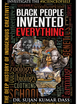 Black People Invented Everything – paperback